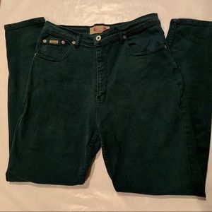 """Vintage Cosmo high-rise """"mom"""" jeans, 30"""